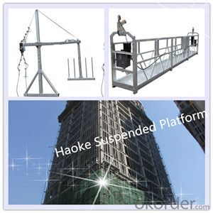 Haoke Safe & Durable Suspended Working Platform