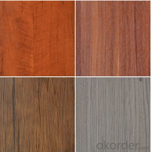 Woodgrain PVC Decorative Material with Best Price