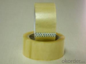 BOPP PACKING TAPE 50 MICRON THICK