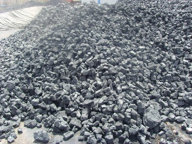 Metallurgical Coke of  the size is 30- 80 mm