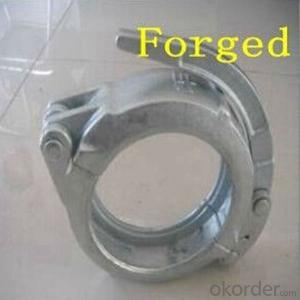 Forged 40cr Concrete Pump Pipe Parts