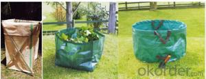 Garden Bag bulk bag for leaves