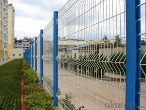 Welded Wire Fence Security Fence