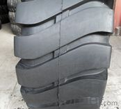 OFF THE ROAD BIAS TYRE PATTERN ER300 FOR LOADERS AND DOZERS AND MOTOR GRADERS