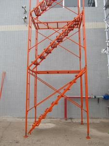 Walk  Through Scaffold /The door frame ladder