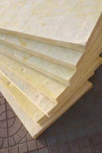 Glass Wool Board for insulation