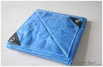 blue/orange covering PE tarpaulin Truck Cover Plastic canvas Tarpaulin Waterproof Protective