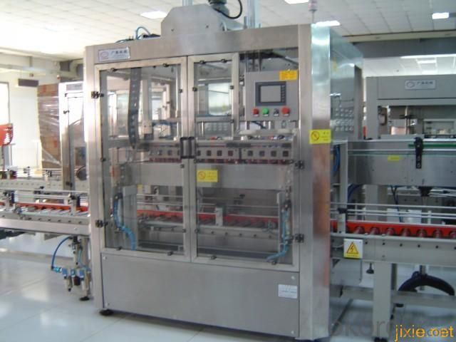 Mechanical Chuck Three-position Automatic Packing Machine