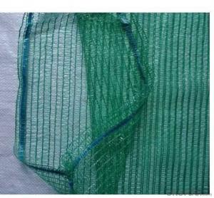 Agricultural Onion Mesh Bag 40g HDPE Material