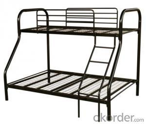 heavy  triple bunk bed,school furniture