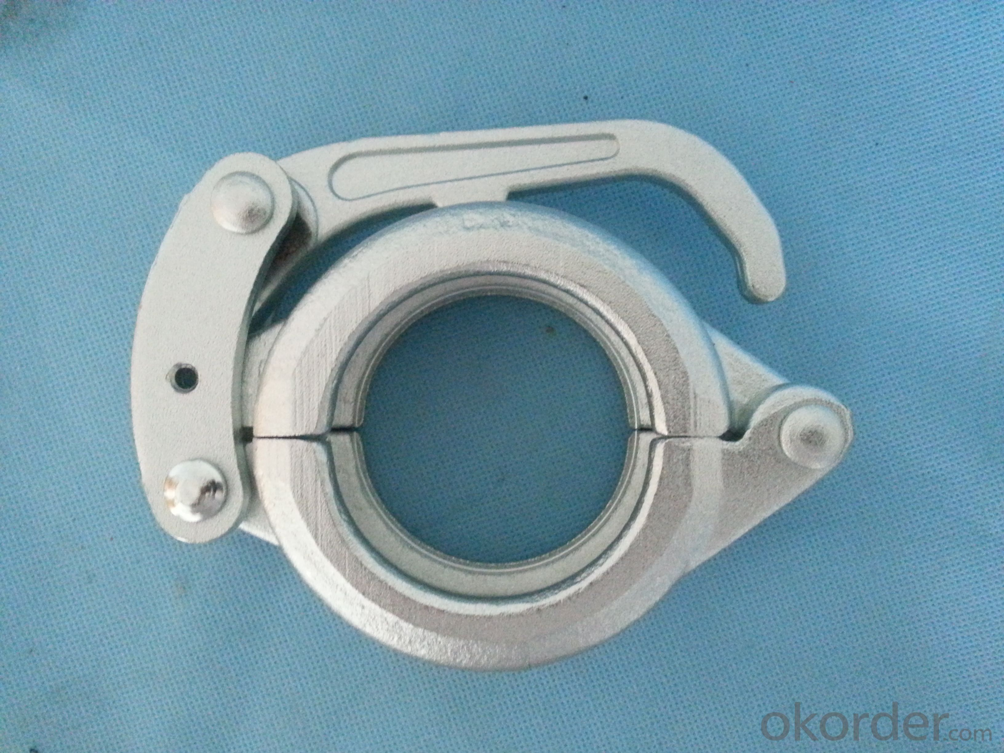 Buy Concrete Pump Forged Clamp Coupling Dn65 2 5 Price