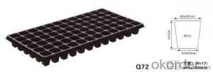 Plug tray plant nursery Q72