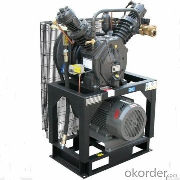 PET bottle blowing high pressure air compressor