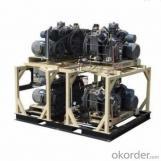 Booster Air Compressor for High Pressure