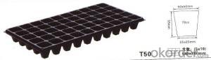 T72 insert tray propagation tray