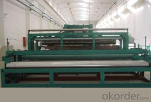 Wide-breadth Geo-membranes Production Line