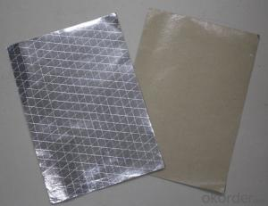 flexible ducts bubble foil glasswool