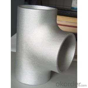 Aluminum Pipe-Tee Profile