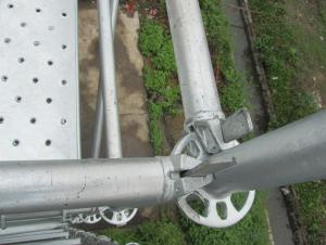 All round system scaffolding/Ring lock system scaffolding