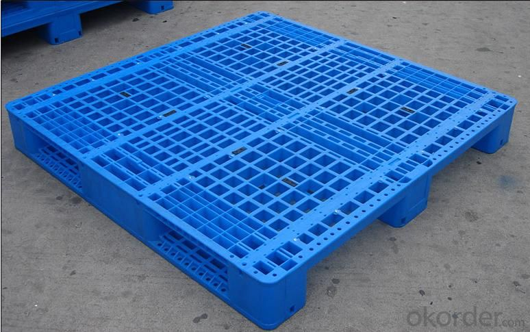Plastic Pallets Used for Warehouse Application