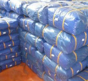 Tarpaulin used for boat cover