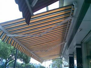 Awnings Made By Shade Cloth