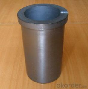 Graphite Crucible For Melting Gold、Silver 、Copper