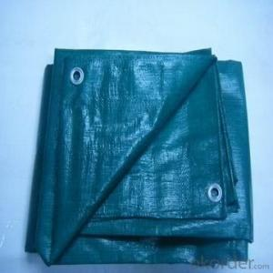 PVC Tarpaulin Hot Sale in Pieces