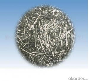 Micron Steel Fiber for Concrete Reinforcement