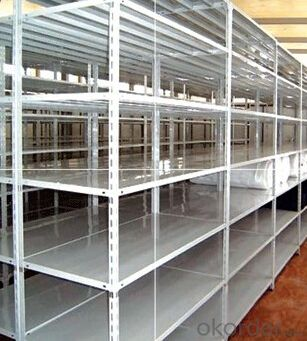 Angle Steel Racking  System for Light storage