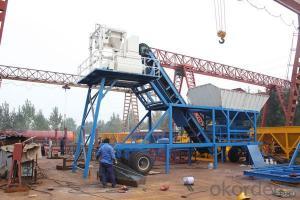 HZS 40 Mobil  concrete batching plant