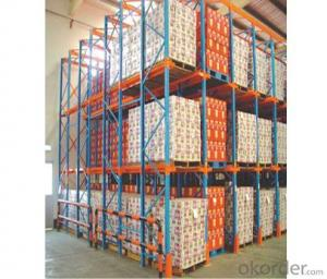Drive In Pallet Racking Systems for Warehouses