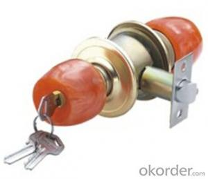 Cylinder Knob Door Lock 578-C