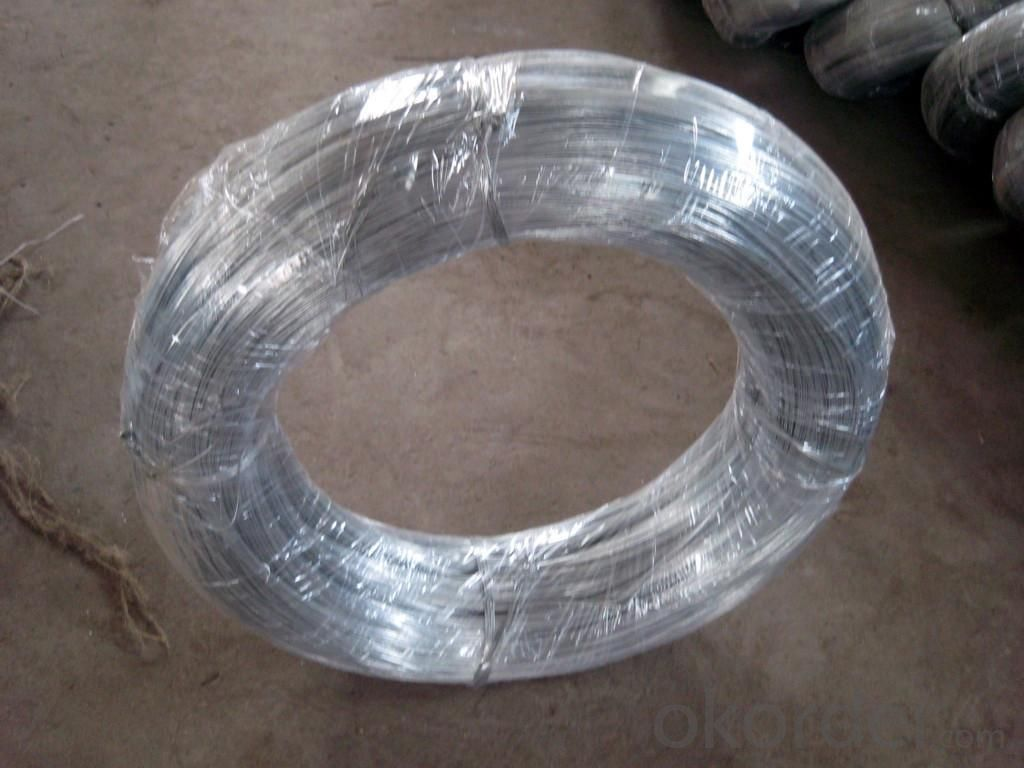 Hot Dipped Galvanized Steel Wire Saudi Market Use for Cable Armoring Wire
