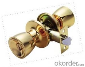 Mechanical Door Knob Lock  3091 BP