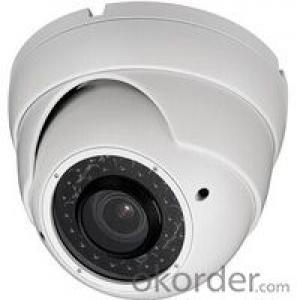Vandal proof  HD AHD  IR dome CCTV Camera