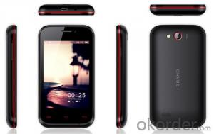 Android 4.2 Dual core MTK6572 IPS Screen 3.5 Inch Smartphone