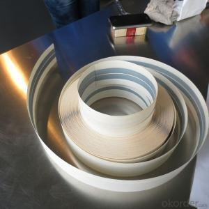 Flexible metal corner paper tape