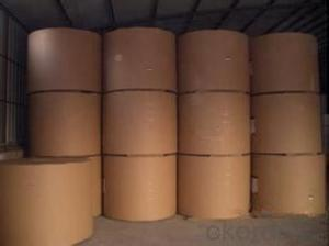 BROWN KRAFT PAPER TAPE FOR CARTON SEALING