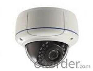 Outdoor IR Dome CCTV Camera