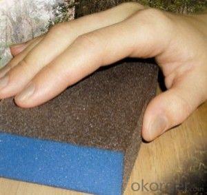 Aluminum Oxide Sanding Sponge Blocks