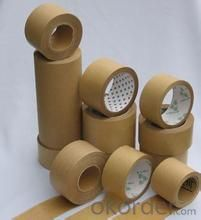 JAPANESE FLAT PAPER YELLOW PAPER TAPE WITH ACRYLIC ADHESIVE