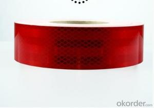 red reflective tape made in China