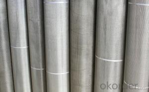 High Quality Stainless Steel Wire Mesh  Panel