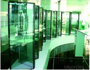 Super-thin Electronic Glass transparent led display glass/led glass display/led glass