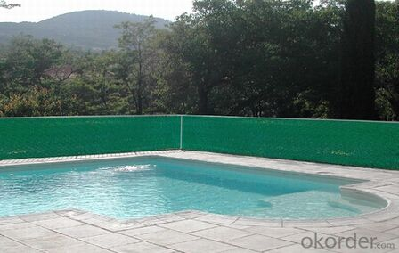 Screen Fence Net for Swimming Pool