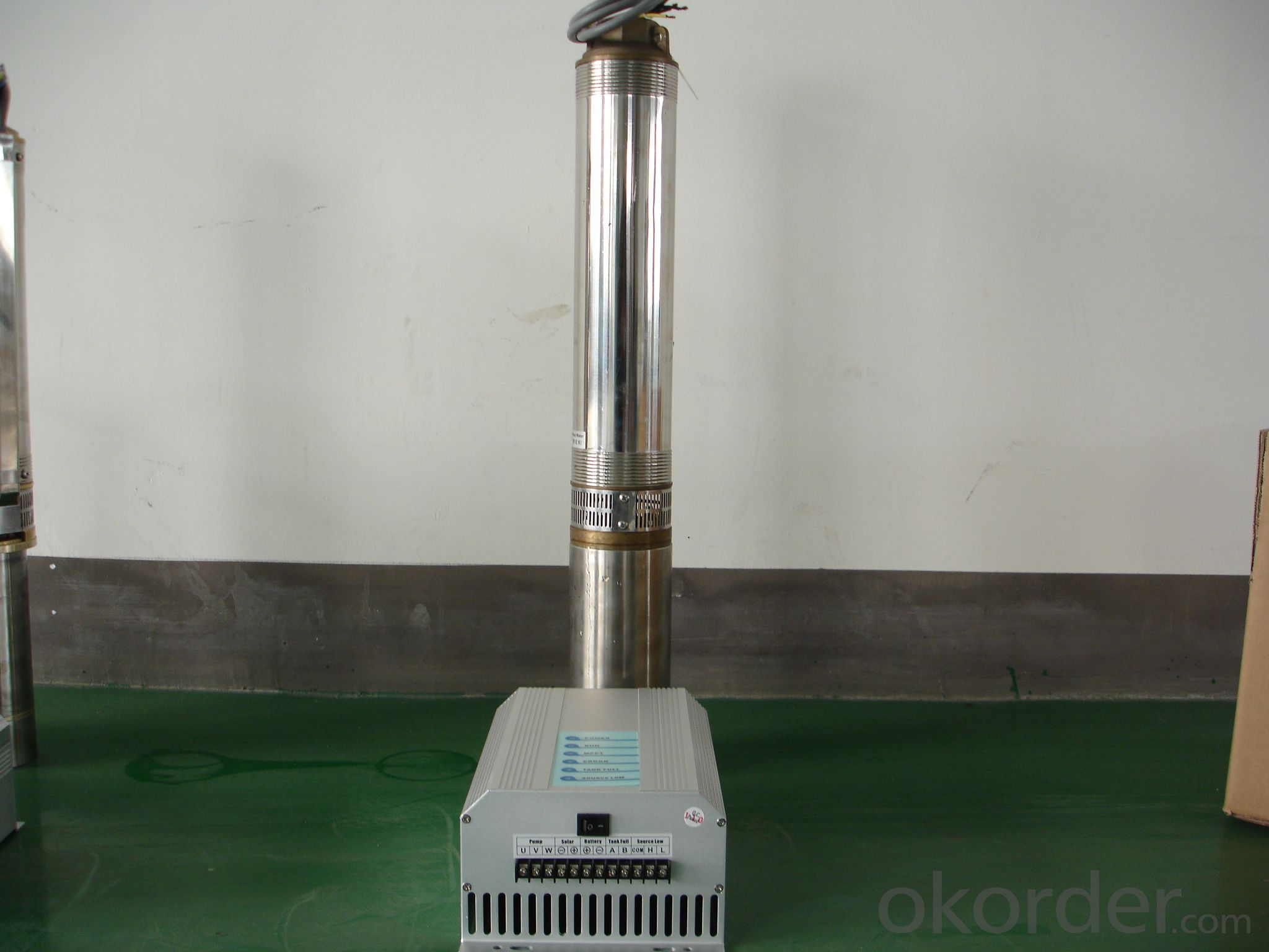 DC Submersible Solar Water  Pump