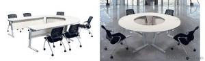 Modern Folded Black Office Chair CN04A7
