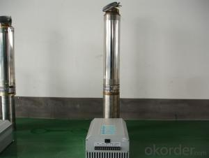 DC Submersible  Pump