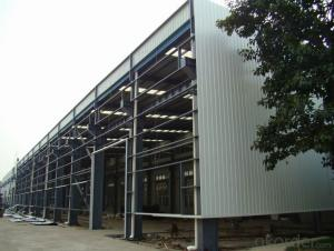 High Quality Heavy Steel Workshop